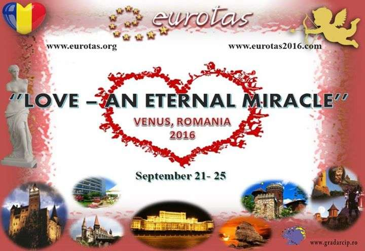 THE XVII EUROTAS CONFERENCE IN VENUS, ROMANIA, SEPTEMBER